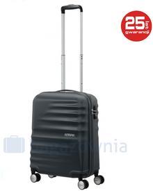 Samsonite AT by Mała kabinowa walizka AT WAVEBREAKER 74133 Czarna - czarny