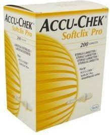 Roche Accu-Chek Softclix 200szt.