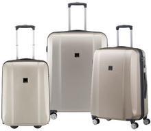 Titan zestaw walizek z poliwęglan Xenon 809404-40, 809405-40, 809403-40 beżowy