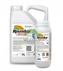 Monsanto ROUNDUP 360 SL PLUS 5L