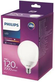 Philips Żarówka LED G93 18 W E27 2000 lm mleczna barwa ciepła