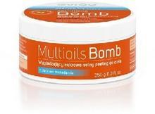 Evree Intensive Body Care Peeling do ciała cukrowo-solny Multioils Bomb wygładzający 350g MINCER