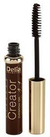 Delia Cosmetics Creator żel do brwi 4 v 1 odcień Brown 7 ml