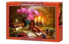 Castorland 1500 ELEMENTÓW Martwa natura ze skrzypcami 151530