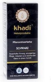 Khadi Henna naturalna czarna