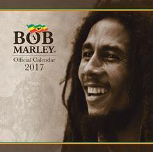 Pyramid Posters Bob Marley - oficjalny kalendarz 2017
