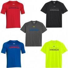 Under Armour T-shirt męska Core Training Wordmark Graphic