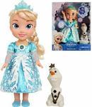 Jakks Pacific Frozen Elsa interaktywna 31058