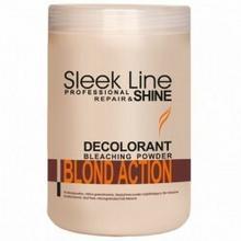 Stapiz STAPIZ Rozjaśniacz  Sleek Line Blond Action 500gr