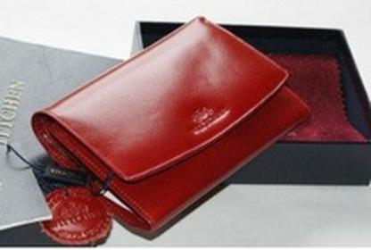 Wittchen Italy 21-1-062-3 portfel damski czerwony