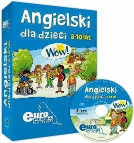 Young Digital Planet EUROPlus + Angielski dla dzieci WOW! 8-10 lat