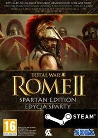 Creative Assembly Total War: Rome 2 Edycja Sparty STEAM