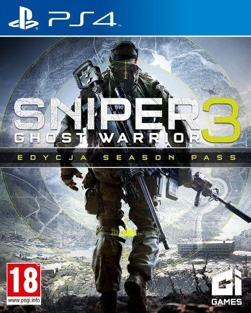 Sniper Ghost Warrior 3 Edycja Season Pass PS4