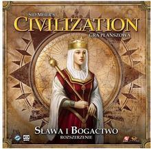 Galakta Civilization Sława i Bogactwo 1880