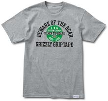 Grizzly T-shirt - Divison Champs Tee Heather (HEATHER) rozmiar: L