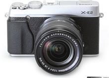 Fuji X-E2 + 18-55 kit srebrny