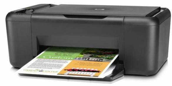 HP DeskJet F2480