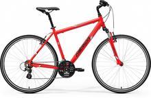 Merida Rower CROSSWAY 10-V czerwony 2017