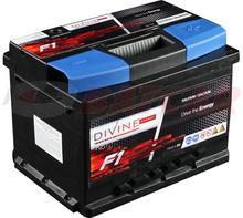 DIVINE 12V 55Ah 480A (EN) P+