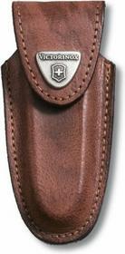 Victorinox Brązowe, skórzane etui na scyzoryki breloczki 4.0531