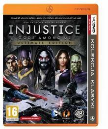 Injustice Gods Among Us Ultimate Edition PKK PC