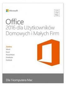 Microsoft Office 2016 Home and Student - Nowa licencja