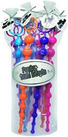 ToyJoyFunky Bum Beads Display 10 Pcs