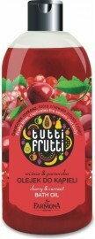 Farmona Tutti Frutti Wiśnia & Porzeczka opalizujący olejek do kąpieli 500ml