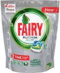 Fairy Platinum All In One Regular Kapsułki do zmywarki 37 sztuk