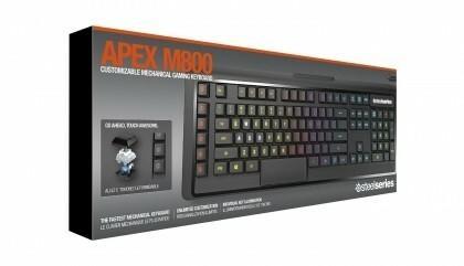 Steel Series Apex M800