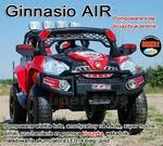 Import SUPER-TOYS SUV GINNASIO STRONG
