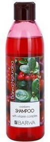 Barwa Natural Cranberry szampon do zwiększenia objętości Vitamin Complex 300 ml