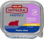 Animonda Integra Protect Diabetes dla kota z drobiem tacka 100g