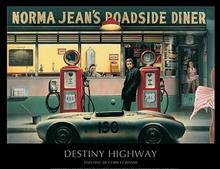 James Dean - Obraz, reprodukcja