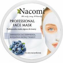 Nacomi Maska Algowa Rozjaśniająca borówka + witamina C 40g