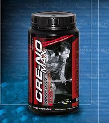Vitalmax Cre-No Max Muscle 240 kaps.