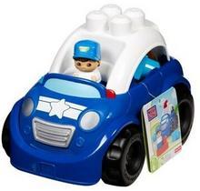 Mega Bloks Samochód policyjny -