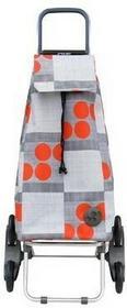 ROLSER Wózek na zakupy RD6 Mountain Logos Rojo sklep-144-0