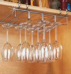 Wenko Wieszak kuchenny na kieliszki - pomieści aż 12 sztuk 4008838917053