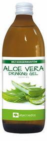 Alter Medica Aloe Vera Drinking Gel Aloes Sok z Aloesu z miąższem bez konserwant