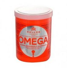 Kallos Omega Hair Mask Maseczka 1000ml
