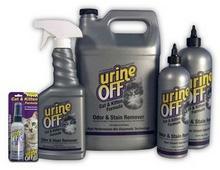 Urine Off Cat & Kitten Formula - Do Usuwania Plam Moczu 118Ml