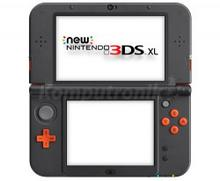 Nintendo 3DS XL Orange + Black