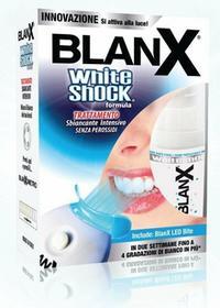 Blanx White Shock System Wybielający