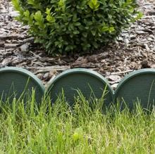 Prosperplast Palisada ogrodowa obrzeże 10m x 9cm Garden Line Zielony IKRA IIKRAZ