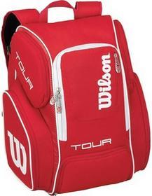 Wilson Plecak tenisowy Tour V Backpack Large - red