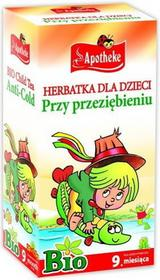 APOTHEKE Herbata dla dzieci Przy Przeziębieniu - - 20x1,5g 05BD-82945_201409