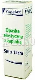 3M POLAND SP Z O.O. OPASKA elastyczna Z zapinką 5m x 12cm/VISCOPLAST/ 9752702125