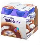 NUTRICIA Polska Sp. z o.o. NUTRICIA Polska Sp z o.o NUTRIDRINK O smaku czekoladowym 4 x 125 ml 64767