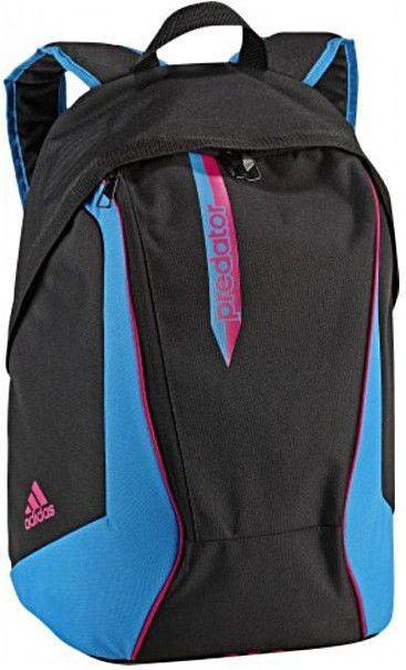 757608521784a Adidas Predator D82950 Plecak czarno-niebiesko-malinowy 78887 – ceny ...
